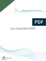 Les Controles WPF