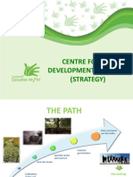 Youth Development Center Strategy