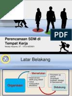 Tugas Perencanaan SDM