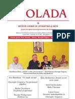 Acolada Nr. 6/45, 2011, an V