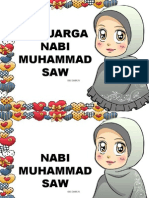 Keluarga Nabi Muhammad Saw