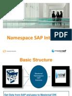 Mastersaf Interface Namespace Guide10 Presentation Slides