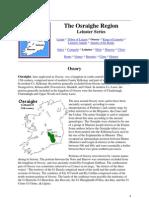 The Osraighe Region