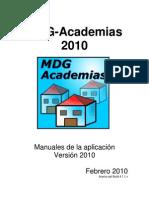 Mdg Academia s 2010
