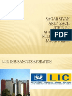 business information system of lic