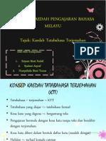 Bmm 3117 Kaedah Pengajaran Bahasa Melayu (Nahu Terjemahan)