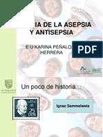2. Historia de La Asepsia y Antisepsia.