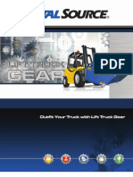 Lift Truck Gear from DTAUTO.CA
