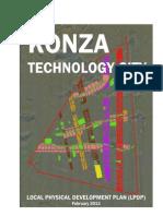 Konza Local Physical Development Plan - (2012-2030)