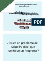 Políticas de Salud y Programas Prioritarios [Modo de compatibilidad]