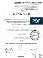 Dinkard Volume 6 by Sanjana