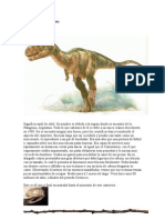 Guia de Dinosaurios