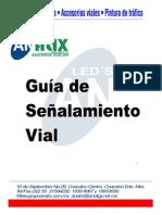 Catalogo SEÑALIZACION GPO ANALIX