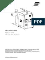 Origo Feed 304 M13u (Partes)