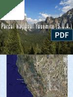 Parcul National Yosemite - SUA