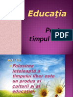 Educatia