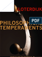 """Philosophical Temperaments"