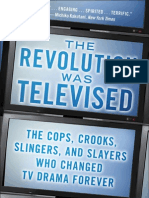 The Revolution Was Televised - read a free excerpt!