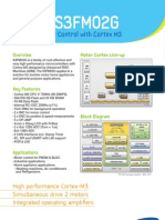 Sansung Arm Cortex m3 - s3fm02g_brochure-0