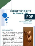 PPT- Roman Law