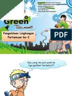 Pengeolaan lingkungan
