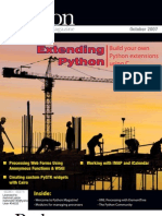 Python Magazine  | Volume 1 - Issue 10