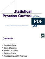 Statistical Process Control - QPSP