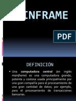 MAINFRAME-hardware y periféricos