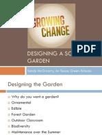 Designing a School Garden_Second Level