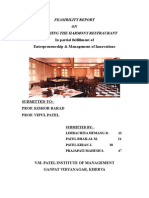 Learn Documentation Of Restaurant Management System