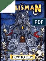 Talisman 3rd Edition Rules