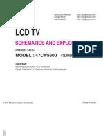 Lg 47lw5600 Chasis La12c