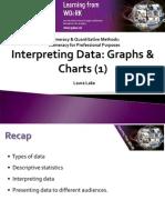 7 Interpreting Data Graphs and Charts 1