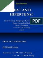 Obat Anti Hipertensi (New)
