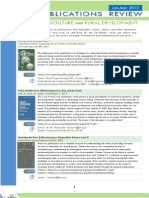 Publications Review