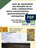 Forum EDS 2013 - Line Rochefort