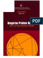 06. Andy Liu - Hungarian Problem Book III 1929-1943