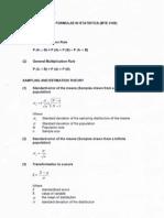 Formula Stat
