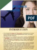 TRASTORNOS FOBICOS diapositivas