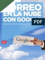 Correo en La Nube Google SW0310 v3
