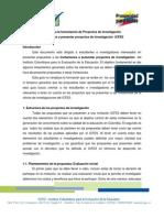 Guia Para La Formulacion de Proyectos de Investigacion Icfes