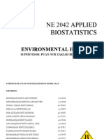 Ne 2042 Applied Biostatistics(2)