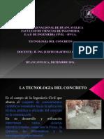 1° CLASE TEC-CONCRETO