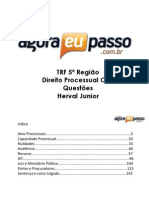 AEP_ TRF_ Direito Processual Civil_ Questoes_Herval Junior