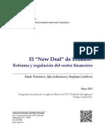 """El """"New Deal"""" de Ecuador"""