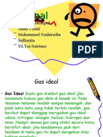 Gas Ideal