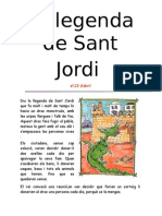 La Llegenda de Sant Jordi