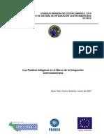 Los pueblos indígenas en Centroamérica