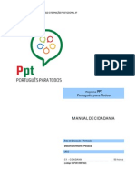 Manual Cidadania IEFP