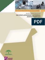 Guia asistencial SLA. Plan de Atención a Personas Afectadas por Enfermedades Raras de Andalucía (2012)